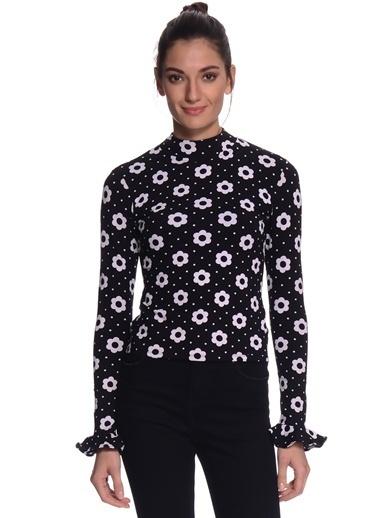 Glamorous Straplez Abiye Elbise Siyah